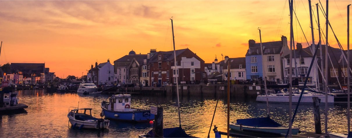 Weymouth Has Many Stunning Views And Attractions For You To Explore...Learn About Weymouth